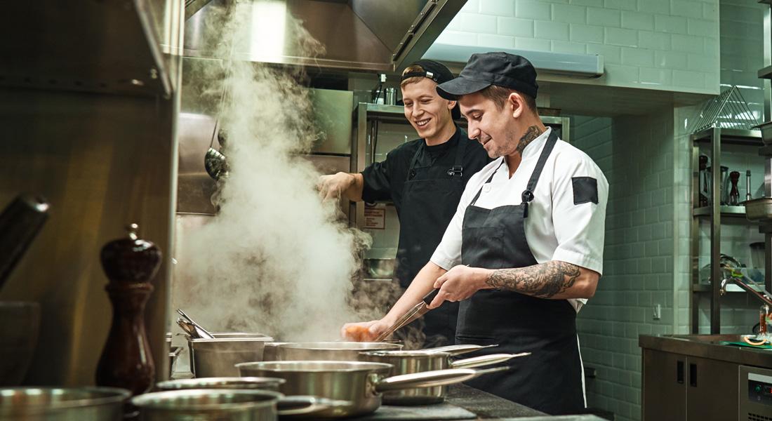 Gastronomie: Kein Appetit auf Ausbildung? - KSK Heinsberg 2019 - Bericht an die Gesellschaft
