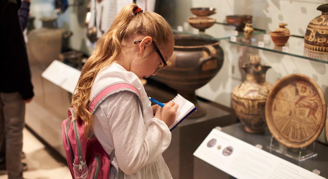 Das Museum kommt ins Klassenzimmer - KSK Heinsberg 2019 - Bericht an die Gesellschaft