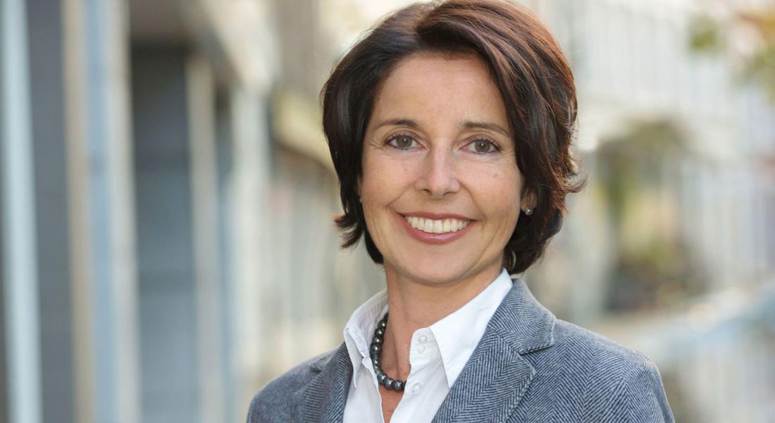 IHK-Präsidentin Gisela Kohl-Vogel im Interview - KSK Heinsberg 2019 - Bericht an die Gesellschaft