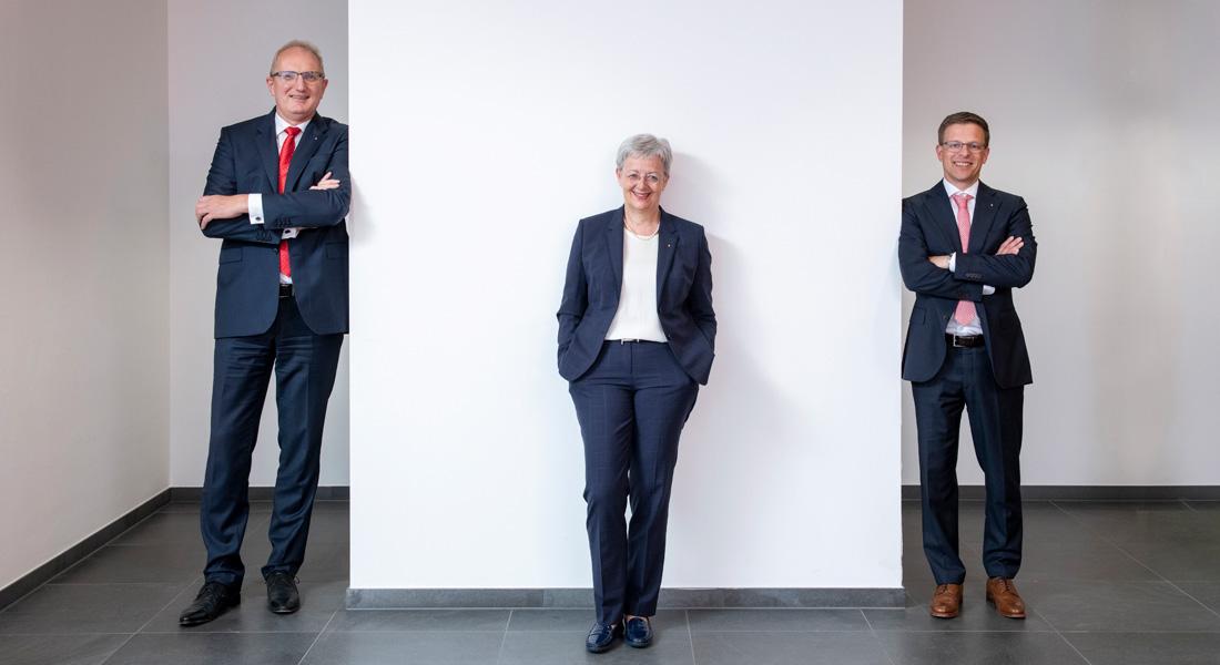 Vorwort Profil - KSK Heinsberg 2019 - Bericht an die Gesellschaft